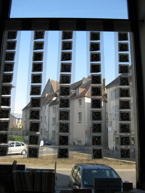 Exposition Broderie Littéraires - Photo