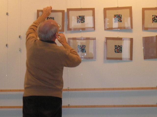 Au fil, des jours - Photo de l'exposition